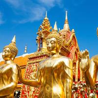 Doi Suthep in Chiang Mai