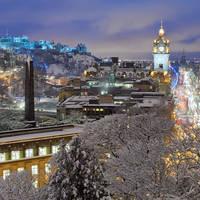 8 daagse busreis of 6 daagse vlieg busreis Kerst in Schotland