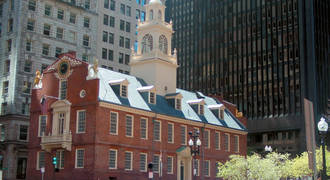 Boston Old State House