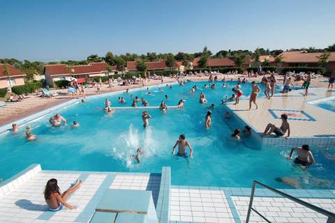 Aanbieding camping vakantie Istrië 🏕️Camping Bi-Village