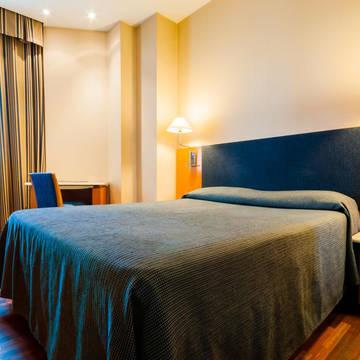 Kamer Hotel Villacarlos