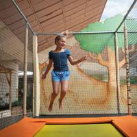Indoor trampoline