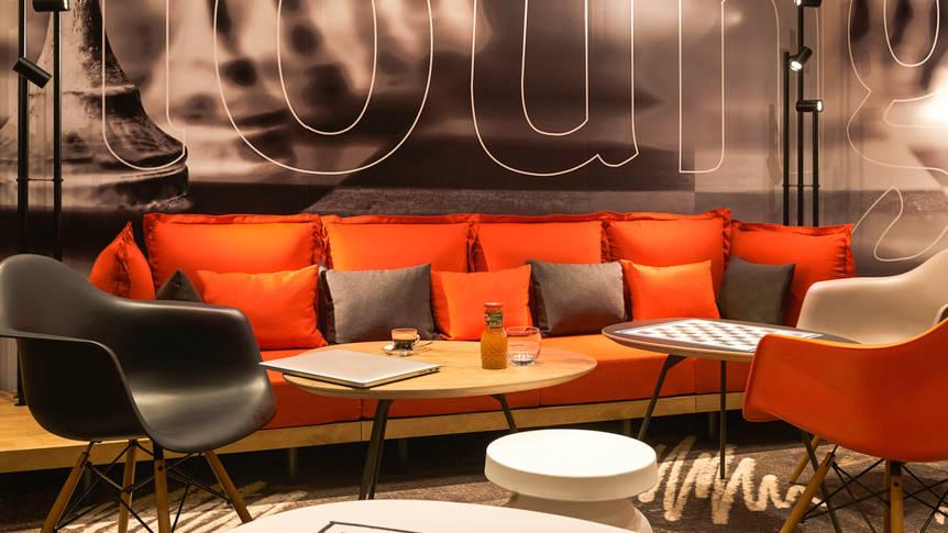 Lounge Hotel Ibis Wien Mariahilf