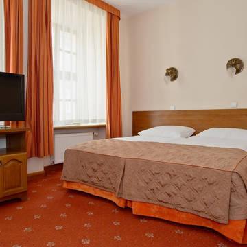 Kamer Hotel Regent