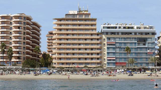 Exterieur Appartementen La Jabega