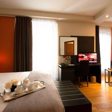 Kamer Hotel De La Pace