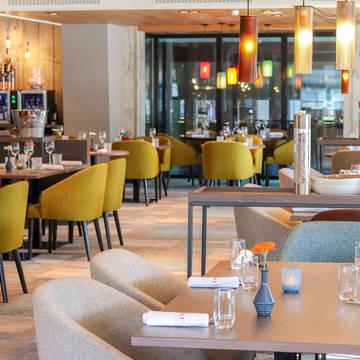 Restaurant Bilderberg Europa Hotel Scheveningen