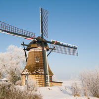 Kerstreizen 5-daagse busreis Kerst in het Friese Gaasterland in Rijs (Friesland, Nederland)