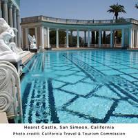 Hearst Castle zwembad