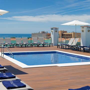 Dakterras Hotel H10 Delfin - adults only