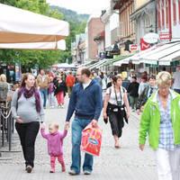 Winkelstraat Lillehammer