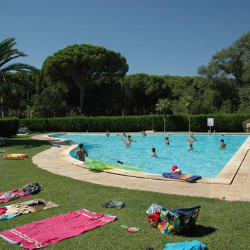 Zwembad-11 Appartementen Green Mar
