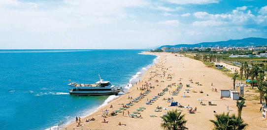 Busreizen Malgrat de mar