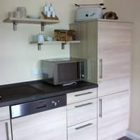 Voorbeeld kitchenette