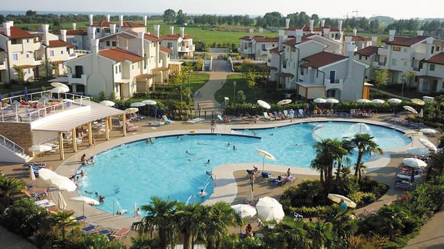 Zwembad Villaggio a Mare