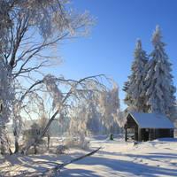 Winter in het Sauerland
