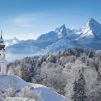 12 daagse busrondreis Kerst en Oud Nieuw in Zuid Tirol en Duitsland
