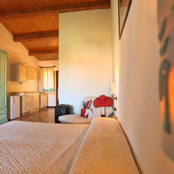 Voorbeeld 1-kamerappartement Liscia Eldi Resort