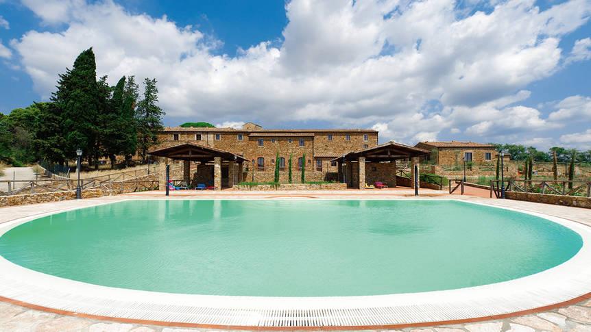 Zwembad Appartementen Antico Borgo di Casalappi