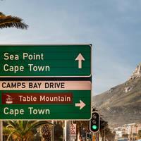 Camps Bay, Zuid-Afrika