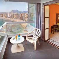 woonvoorbeeld met balkon