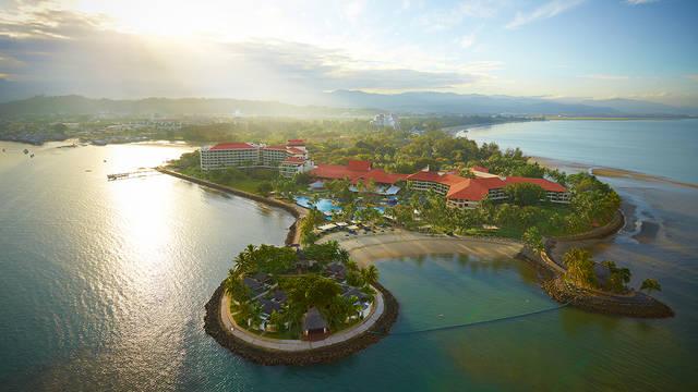 Shangri-La's Tanjung Resort & Spa Shangri La's Tanjung Aru Resort & Spa