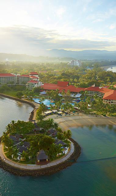 Shangri La's Tanjung Aru Resort & Spa