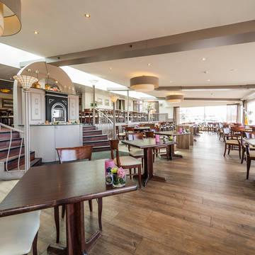 Restaurant Hotel Golden Tulip Noordwijk Beach
