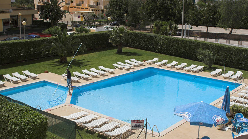 Zwembad Appartementen Castelos Da Rocha