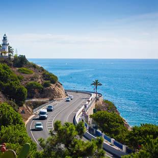 Autorondreis Spanje
