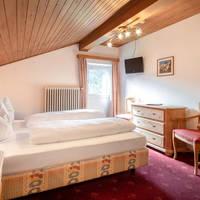 Voorbeeld Mansarde kamer
