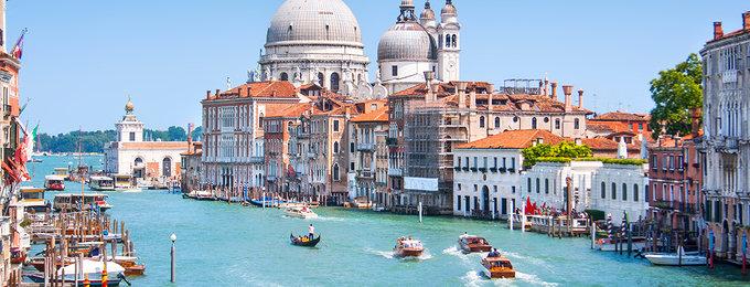 Campings Venetiaanse Rivièra