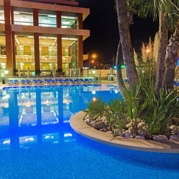 Zwembad Hotel Levante Club & Spa - Adults Only