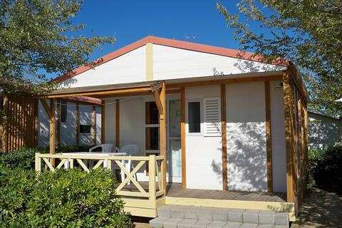 Aanbieding bungalow Costa Brava 🏕️Camping Tucan
