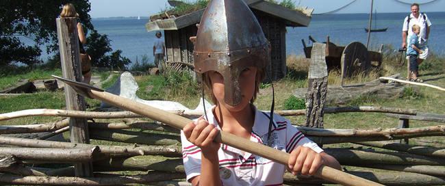 Foteviken Vikingendorp