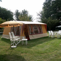 Bungalowtent Rent a Tent Red