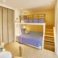 Voorbeeld Familiekamer - kinderslaapkamer
