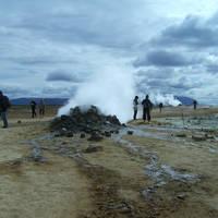 Namaskard bij Myvatn - Foto: Iceland Travel