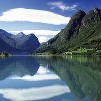 Stryn Oldenvatnet meer