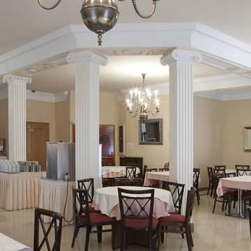 Ontbijtrestaurant Hotel Mediodia