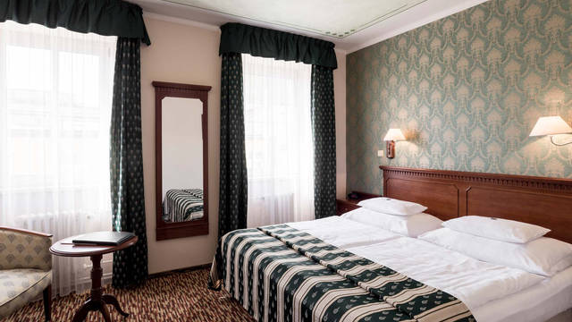 Kamer Hotel Best Western Meteor Plaza