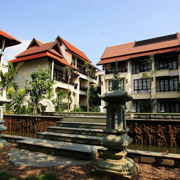 thailand chiang mai bodhi serene Courtyard-Area-2 Bodhi Serene Chiang Mai