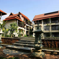 thailand chiang mai bodhi serene Courtyard-Area-2