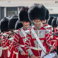Windsor Castle, wisseling van de wacht