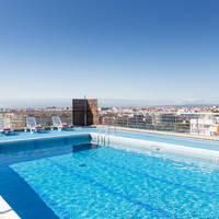 Stedentrips Hotel Expo in Valencia (Steden, Spanje)