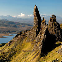 Isle of Skye Old Man of Storr