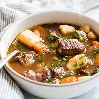 Ierse stew