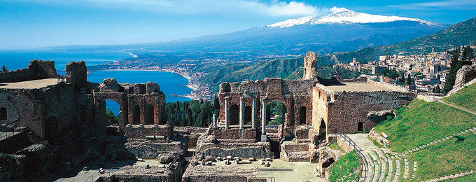 Zonvakantie Sicilië