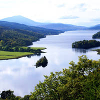 Loch Tummel - Queens View