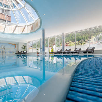 Zwembad Hotel Regina